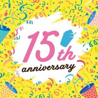 ショコリキサー15周年記念