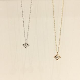 新作☆ダイヤモンドネックレス