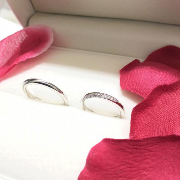 ご結婚指輪ブライダルフェア