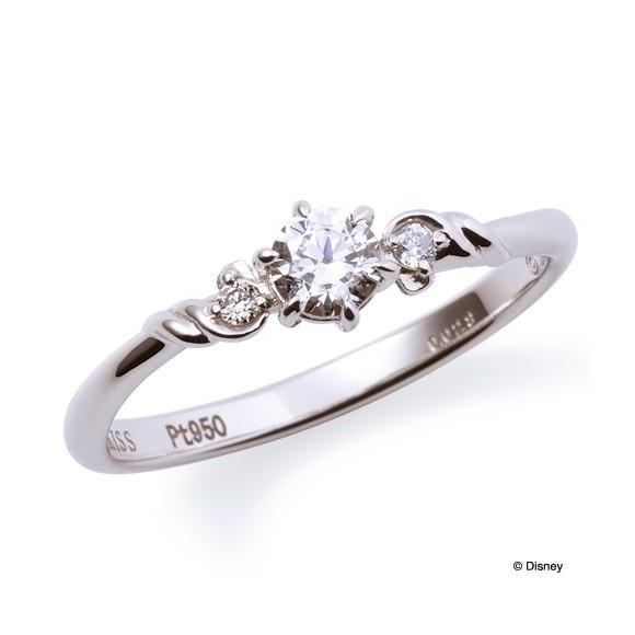 ディズニーコレクション♡アリエル ご婚約指輪