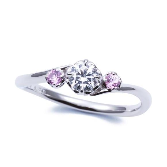 おすすめ♡ご婚約指輪~エンゲージリング~