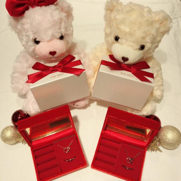 クリスマスプレゼント♡ペアリング