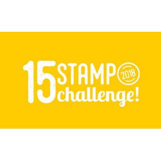 15stamp challenge 始まります~!!