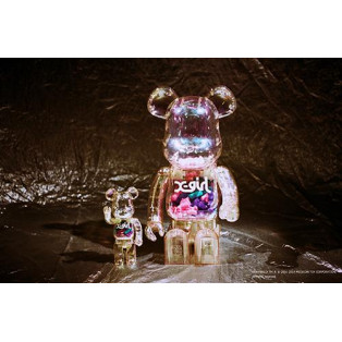 11/15(fri.)X-girl BE@RBRICK