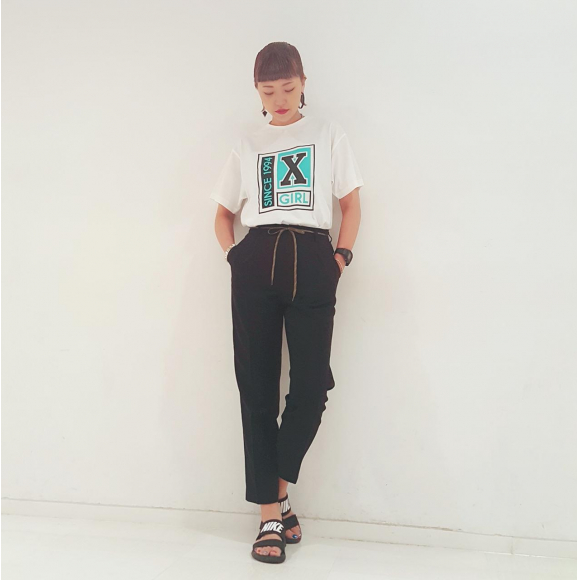 【SET対象TEE!】GROUP BIG S/S TEE☆