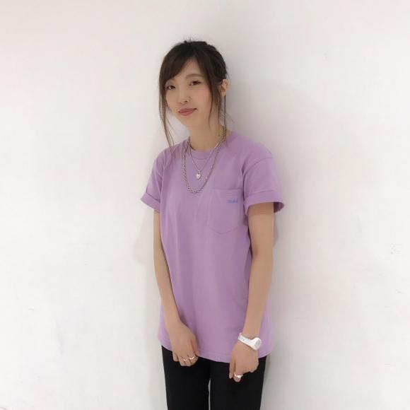 【シンプルだから着まわせる!!】夏はポケットTシャツ☆