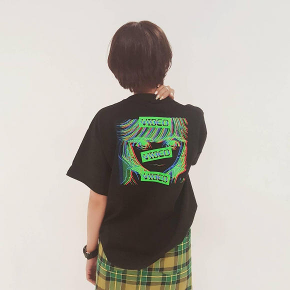 【ひとめぼれ間違いなし!】X-GIRL X VIDEO GIRL NOISE S/S MENS TEE☆
