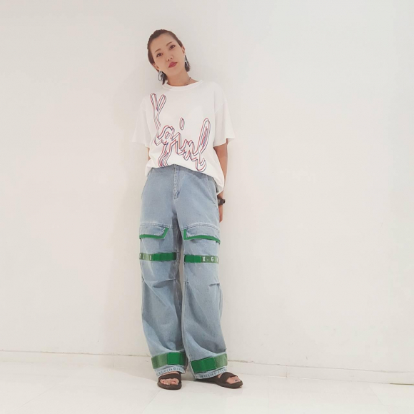 【90'sスタイルのルーズ感!】ADJUSTABLE STRAP CARGO PANTS☆