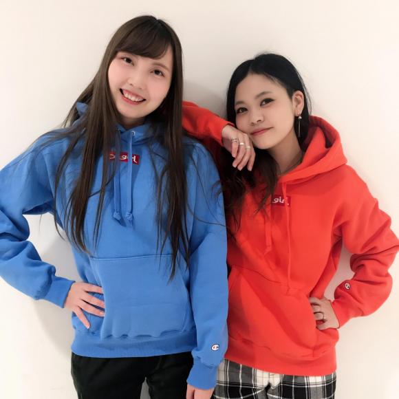 【ゴリ押し中!】X-girl×CHAMPIONコラボやで!!!!!