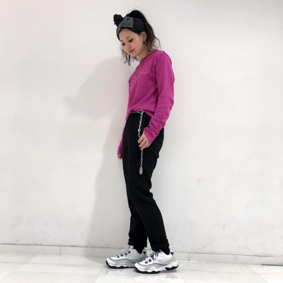 【フィラフィラ~~~♪】X-girl×X-LARGE×FILA