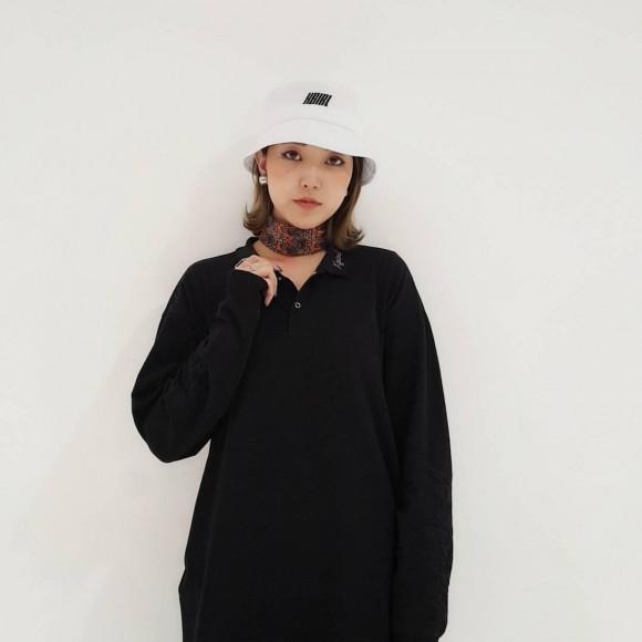 【SPRINGアイテムスタートです!】POLO L/S SHIRT DRESS☆