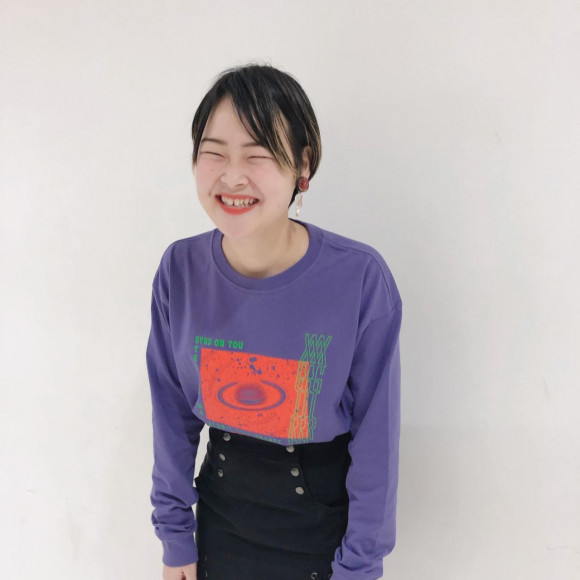 【新作BIG TEE★☆】SATURN L/S BIG TEE