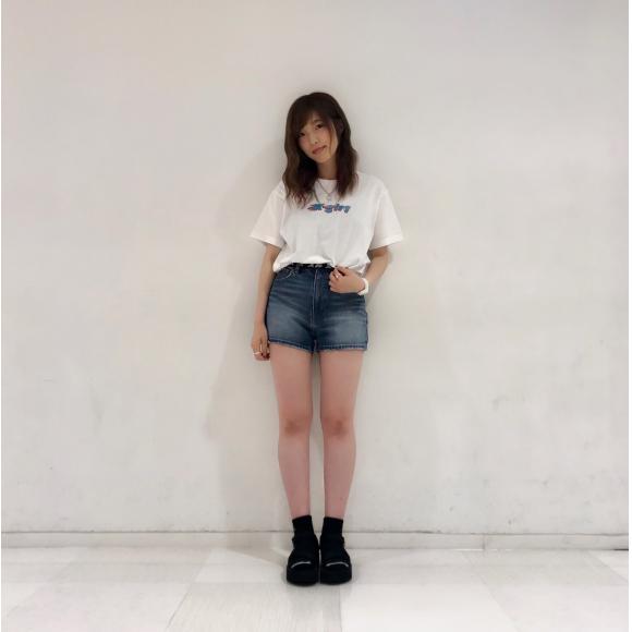 【キラキラが夏っぽい!】BIGサイズTシャツ