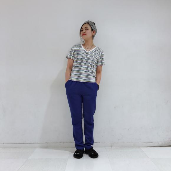 【買ったよコレコレ!】マルチVネックTEE★