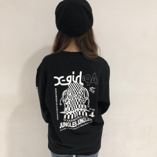 【スウェット週間!!】JUNGLESコラボ(^^)/
