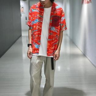 CAP:FREEシャツ:XL明...