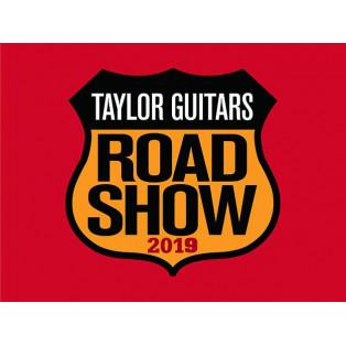 【リニューアルオープン記念】2019年1月13日(日)にTaylor Guitars Road Show 2019 &無料診断会開催!