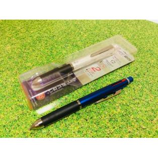 芯が折れないシャープペン×ボールペン2色