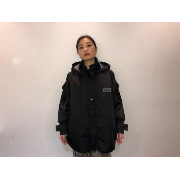 【Stussy women】シェルジャケット!