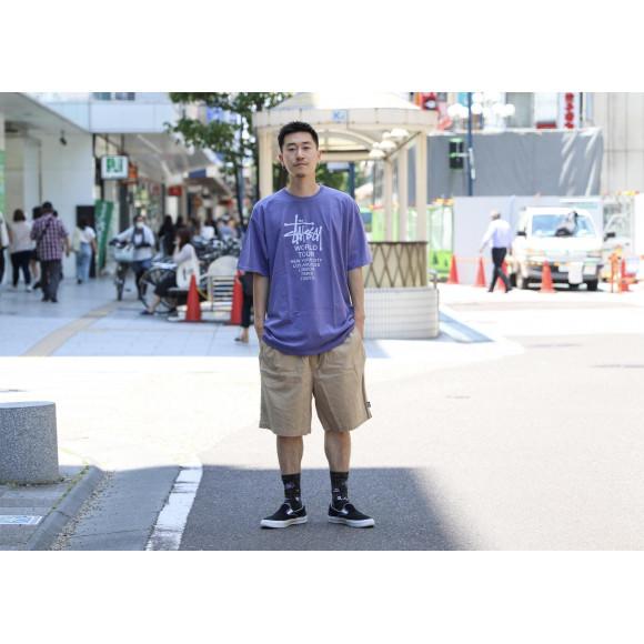 STUSSY SUMMER STYLE SAMPLE!③