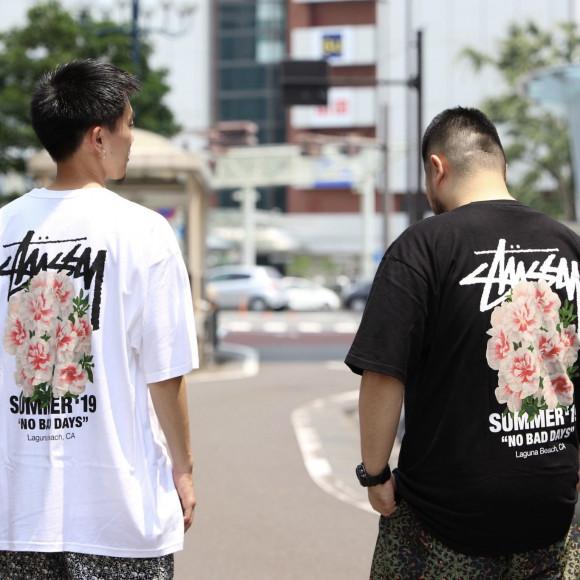 「Restock!」カーネーションTシャツ!!