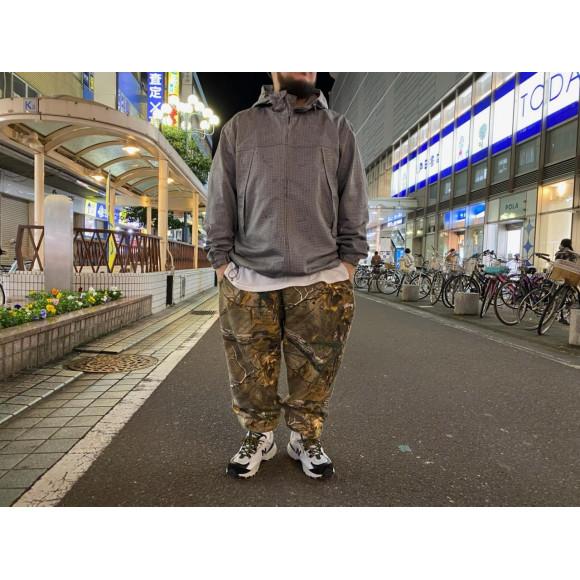 ミリタリー × ストリート