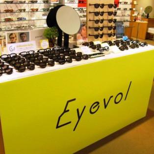 【EYEVOL】話題のEYEVOL、在庫ございます!