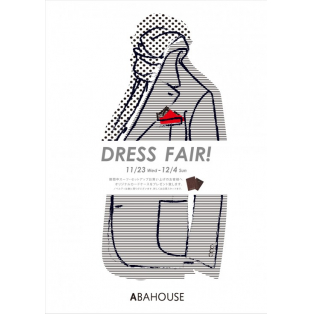 【PARCO カードOFF】+【DRESS FAIR】