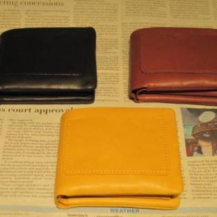 新しいお財布のススメ。