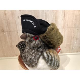 あったかそうな帽子です
