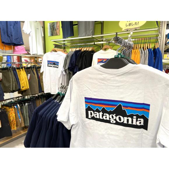 【再入荷】 パタゴニア P6ロゴT