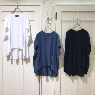 綿麻 ヤッコTシャツ