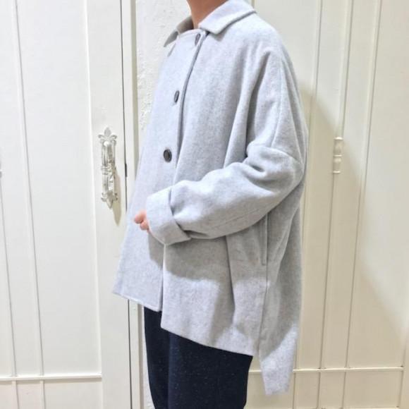 モッサゆるコート