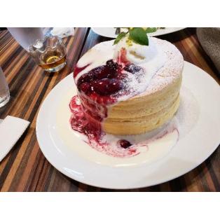 美味しいパンケーキ☆