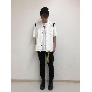 フィブリルボーリングシャツ(s)~石川~