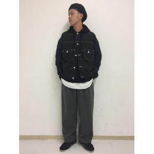 ナイロンワークジャケット~大久保~