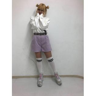 ネオンBOXロゴスウェット〜小林〜