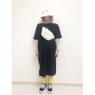 スリットワンピース〜藤浪〜