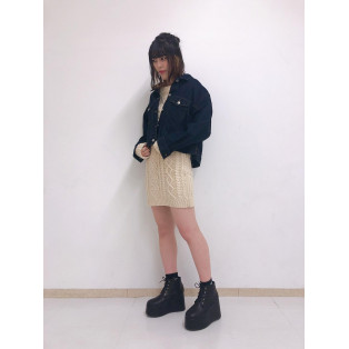 2WAYワイドクロップドGジャン〜片瀬〜
