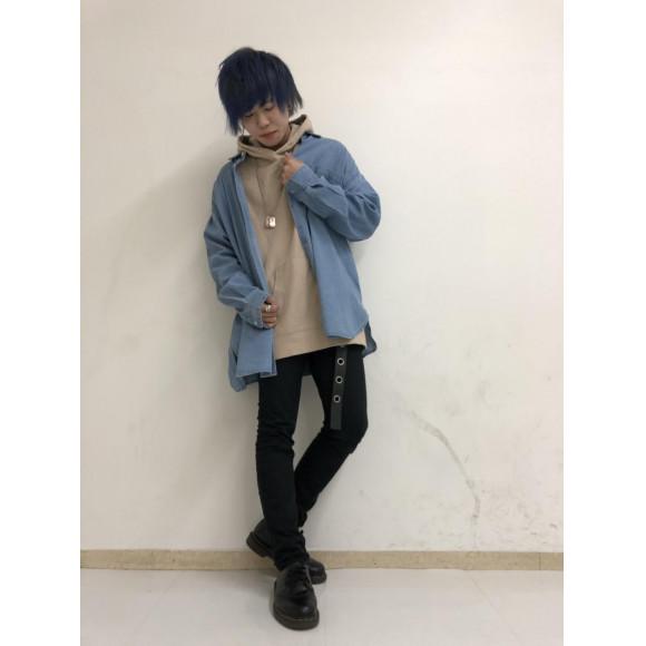 ビックデニムシャツ~齋藤~