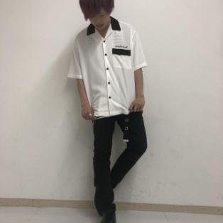 フィブリルボーリングシャツ(s)~齊藤~