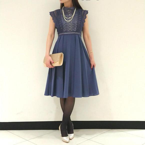 雑誌掲載人気ドレス