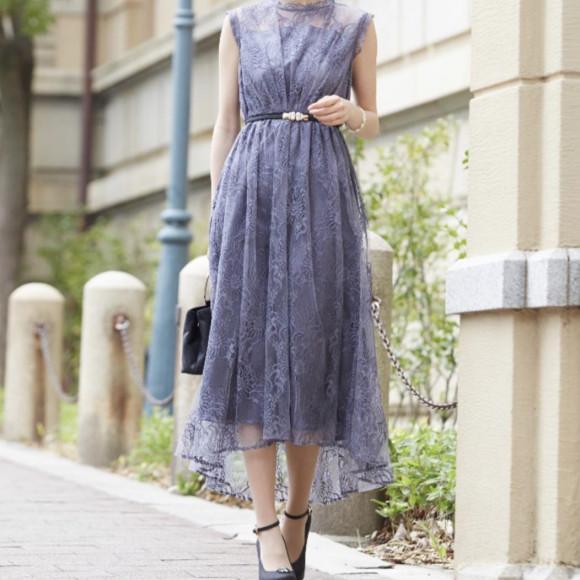 キラキラ☆華やかドレス