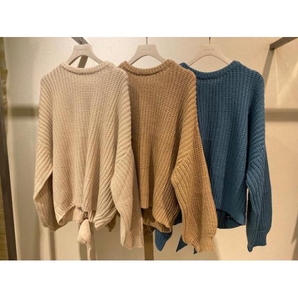 新作♡♡セーターのご紹介