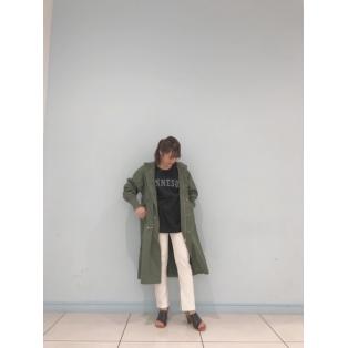 おすすめ*春のコート