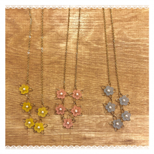 SALE✳︎お花ネックレス