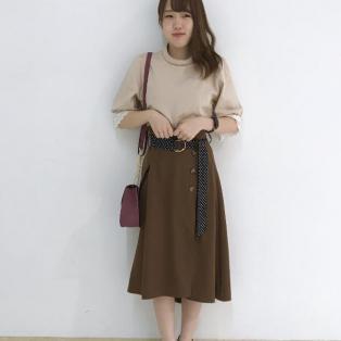 秋の新作スカート☆