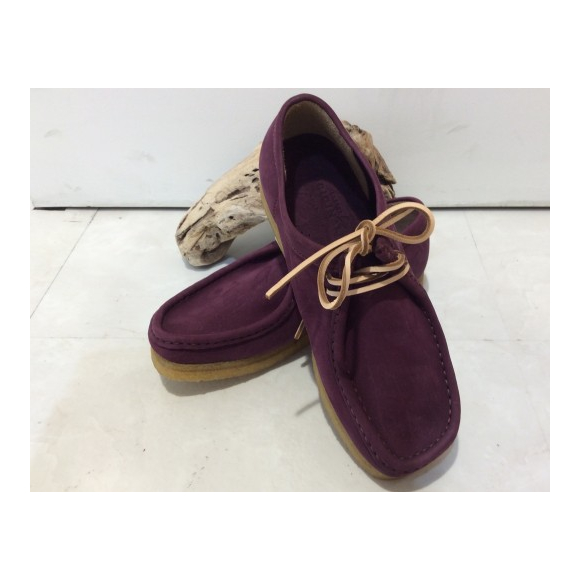 30店舗限定 別注Wallabee-kudu leather