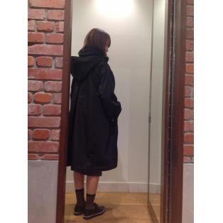 [HOODED PARKA]秋、冬アイテムのご紹介!