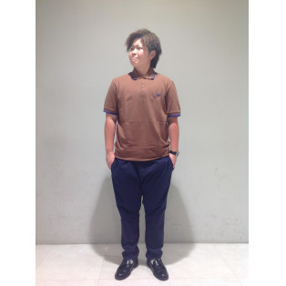 「M12n」こと~THE FRED PERRY SHIRT~2019春夏の新色UPしてくよ♪